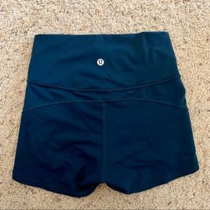 Dark Blue Lulu Lemon Spandex